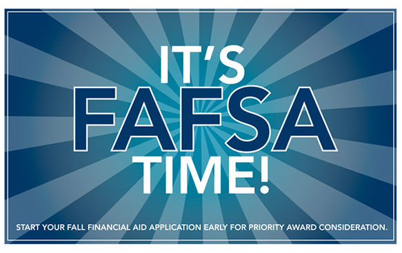Start Your 2018-2019 FAFSA Now